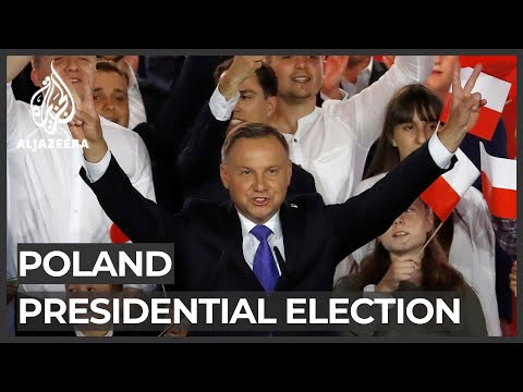 Poland's Duda in nail-biting fight to retain presidency