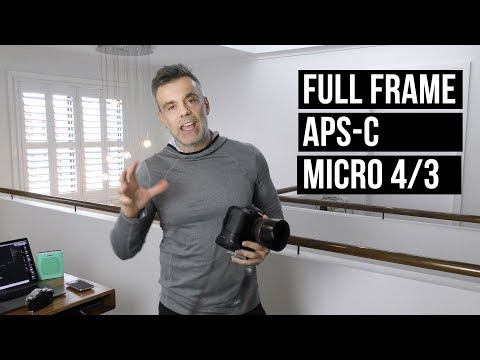 Full Frame, Mirrorless, APSC and Micro Four Thirds- Which One?