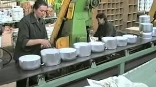 Изготовление оснастки для холодной штамповки металла