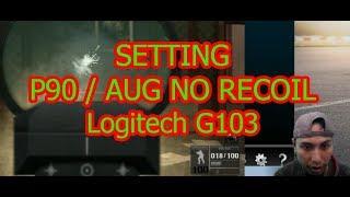 cara setting mouse logitech g102 no recoil - Kênh video giải trí