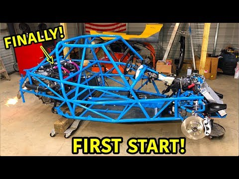 Turning A Salvaged Car Into A Street Legal Race Car Part 8 - ViralStat