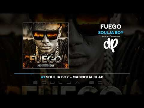 Soulja Boy - Fuego (FULL MIXTAPE)