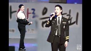 180623 김형준 KimHyungJun 경기남부경찰홍보단 내머나 + U R Man 나라사랑음악회