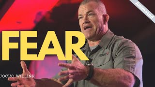 Being Afraid |  Jocko Willink