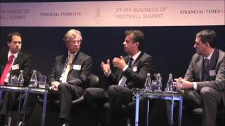 Carlos Creus Moreira Participation to the Financial Times World Football Summit