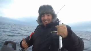 Кольский полуостров рыбалка на треску