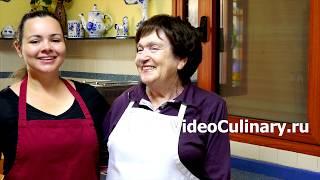 Лапшовое тесто на желтках - рецепт Бабушки Эммы
