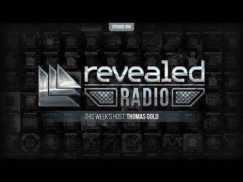 Revealed Radio 055 - Hosted by Thomas Gold