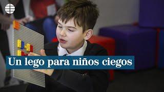 Lego crea Lego Braille Bricks para los niños ciegos