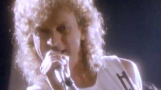 Foreigner Heart Turns To Stone Video