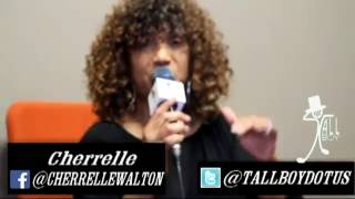 "What Does R&B Singer Cherrelle Really Think About ""Saturday Love"""