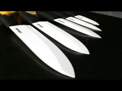 ¿Como lo hacen? Cuchillos de Cerámica - Discovery Max