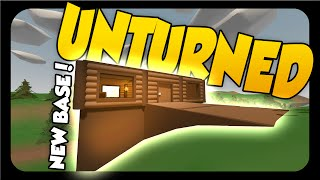 Unturned ➤ MY NEW BASE! - Survival Playthrough #8 [Let's Play Unturned Gameplay]