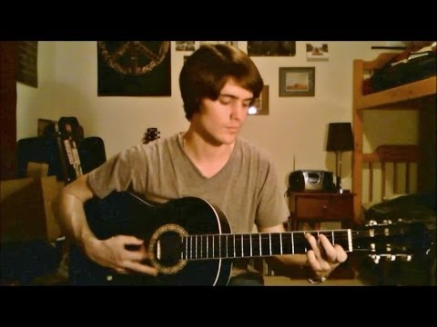 """405 (Acoustic)"" - Death Cab for Cutie Cover by Grant Mask"