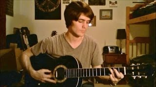 """""""405 (Acoustic)"""" - Death Cab for Cutie Cover by Grant Mask"""