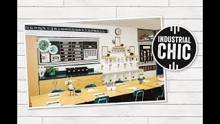 Industrial Chic: Classroom Decor That Feels Like Home