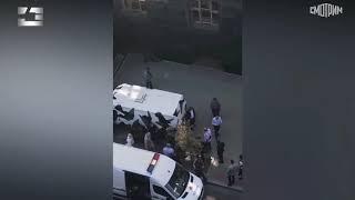 მამაკაცი, რომელიც უკრაინის მინისტრთა კაბინეტის შენობაში აფეთქებით იმუქრებოდა, დააკავეს