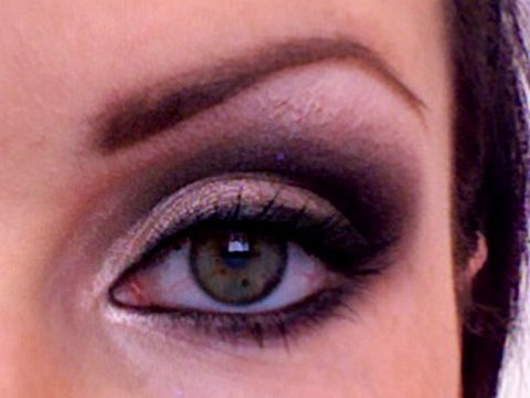 Smokey eye video tutorials