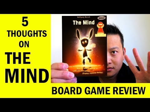 5 Thoughts On 'The Mind'