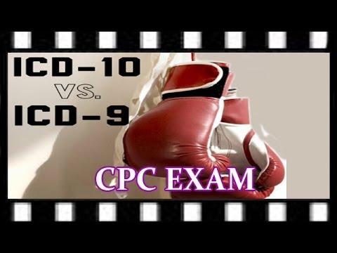 ICD 9 vs ICD 10: Take the CPC Exam Now or Wait for ICD 10 ...