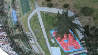 PARQUE LA CAROLINA - VUELO IUUUU IUUUU - FPV DRONE