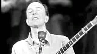 Down By The Riverside   <b>Pete Seeger</b> 7 24 1963
