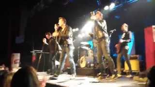 The Baseballs - Follow me (27.11.14 Köln)