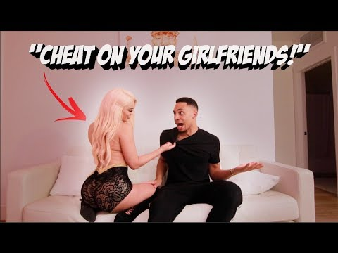 Let's CHEAT On My Girlfriends Prank! (GONE RIGHT?)