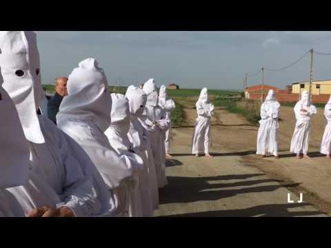 Semana Santa 2017 - Villarrín de Campos (Zamora) Procesión de la Carrera