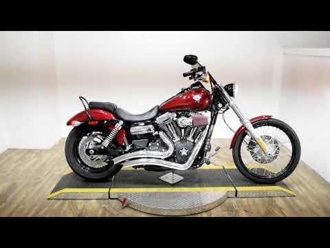 2016 Harley-Davidson Wide Glide® in Wauconda, Illinois - Video 1