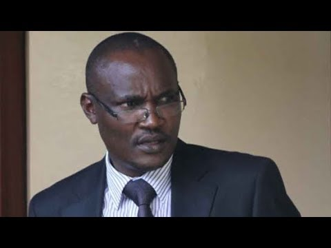 John Mbadi refers to fellow MPs as