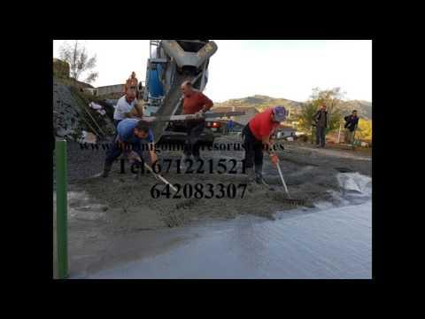 Hormigon Impreso Modelos VENTAS DE HUELMA,Granada Tel.671221521-642083307