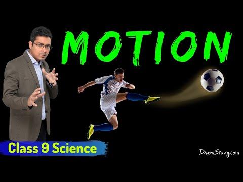 Motion : CBSE Class 9 IX Science