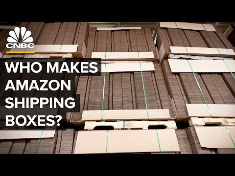 , title : 'The Business Of Amazon Shipping Boxes