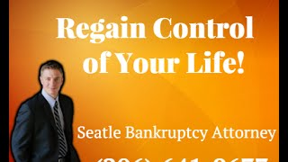 Seattle Bankruptcy Attorney | (206) 641-9677  | Everything you need to know!