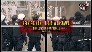 LECH POZNAŃ - LEGIA WARSZAWA [KIBICOWSKA KOMPILACJA] (20.05.2018 r.)