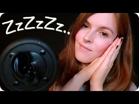 ASMR Pure DEEP EAR Whisper ♥ 58 Facts About Sleep 😴