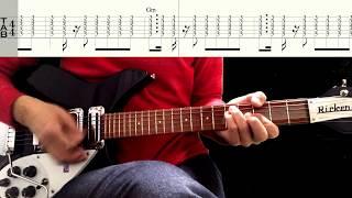 Guitar TAB : Besame Mucho (Rhythm Guitar) - The Beatles