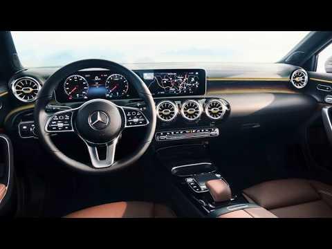 2019 Mercedes A Class – Interior Design