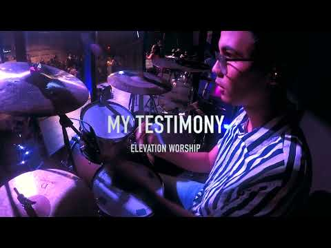 My Testimony – Elevation Worship (Bass and Drum Cover)