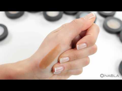 Nabla Nabla Eyeshadow Refill Caramel