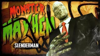 MONSTER MAYHEM | SLENDERMAN!!! (Garry's Mod)