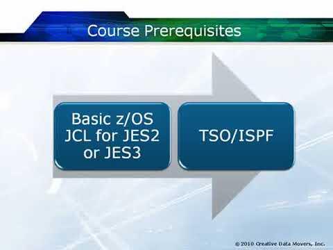 Enterprise COBOL Programming Part 1 Course Introduction - YouTube