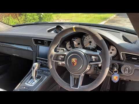 Porsche 991 GT3 RS PDK Video