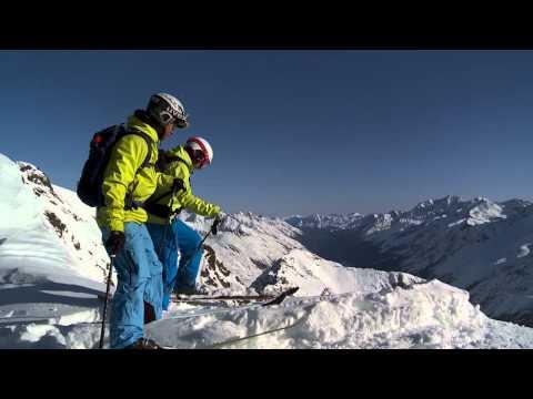 Winter am Kaunertaler Gletscher  - © Pitztaler Gletscher