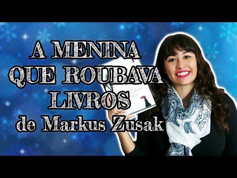 AllAboutThatBook | EU LI: A MENINA QUE ROUBAVA LIVROS - Markus Zusak