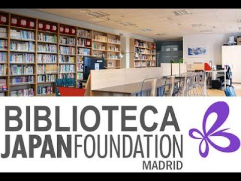 Recomendación de librerías: Fundación Japón