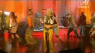 Christina Aguilera: Get Mine Get Yours (Live)