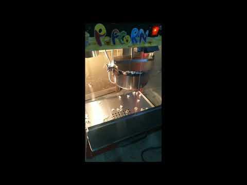 Mobile Popcorn Making Machine