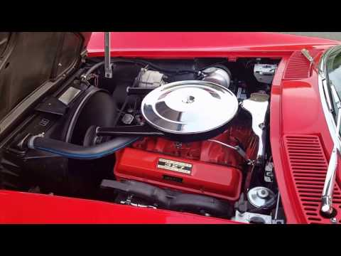 Video of '63 Corvette - J5CF